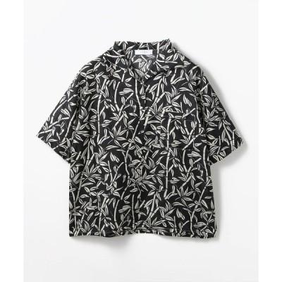 【TOMORROWLAND GOODS】ROSEanna CUBA オープンカラーシャツ