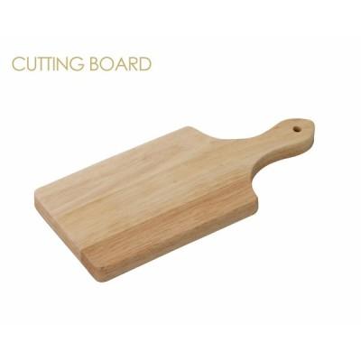 30cm手付カッティングボード<br>【天然木・幅30cm/木製まな板/ウッド/ナチュラル 】【trys】