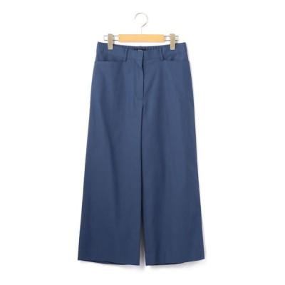 KEITH/キース コットンシャンブレー パンツ ブルー 40