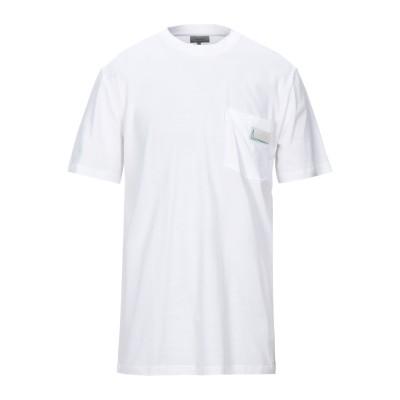 ランバン LANVIN T シャツ ホワイト XL コットン 100% T シャツ
