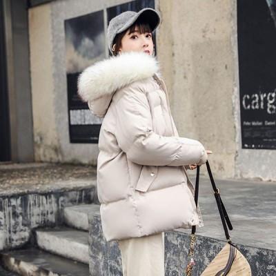 中綿ダウンコート レディース TKLKSDY31246 40代 ロング丈 軽い 冬服 厚手 アウター 中綿コート 中綿ジャケット ダウン風コート フード付