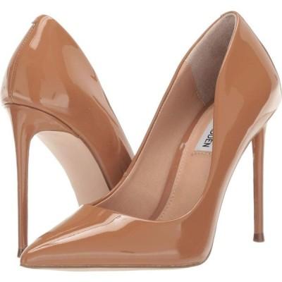 スティーブ マデン Steve Madden レディース パンプス シューズ・靴 Vala Pumps Camel Patent