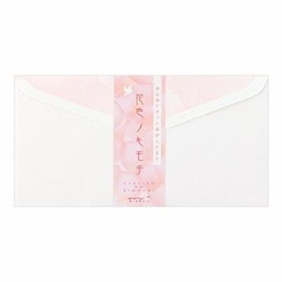 デザインフィル ミドリ 封筒 花色ノキモチ20406006