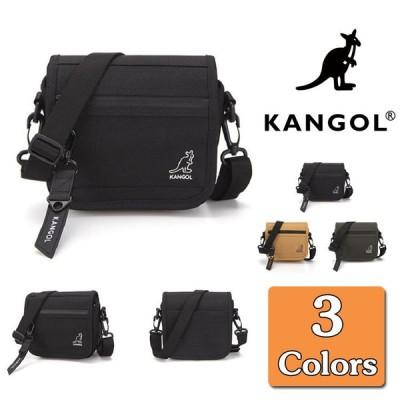KANGOL カンゴール ショルダーバッグ メンズ レディース 斜めがけ 3色 新品 おしゃれ バレンタイン