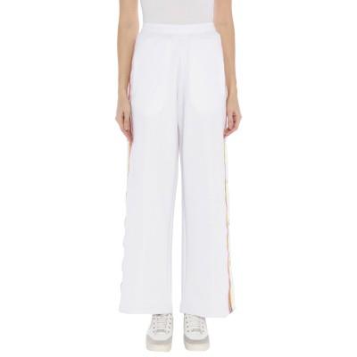 SHOP ★ ART パンツ ホワイト S ポリエステル 93% / ポリウレタン® 7% パンツ