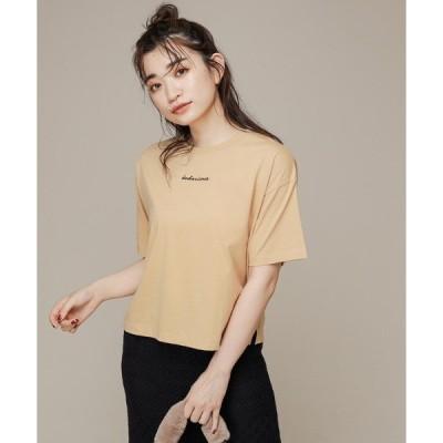 【WEB限定】プリントロゴTシャツ