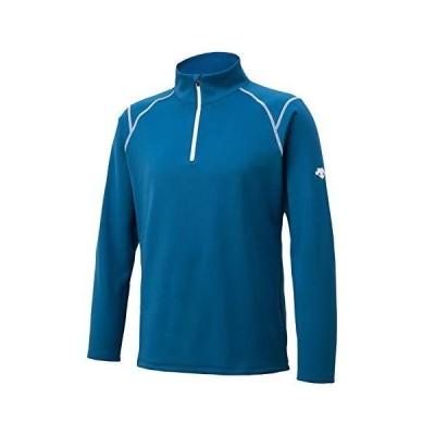 デサント(デサント) スキー アンダーシャツ ステッチ DWMQJB62 DBL (ブルー/3L)