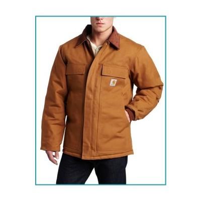 Carhartt Men's Arctic Quilt Lined Duck Traditional Coat C003,Brown,Large【並行輸入品】