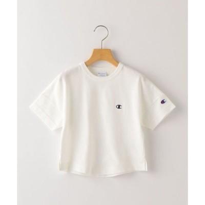 tシャツ Tシャツ 【SHIPS KIDS別注】Champion:ビッグ TEE(100〜130cm)