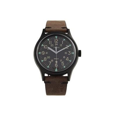 タイメックス 40 mm MK1 SST メンズ 腕時計 時計 ファッションウォッチ Black/Brown