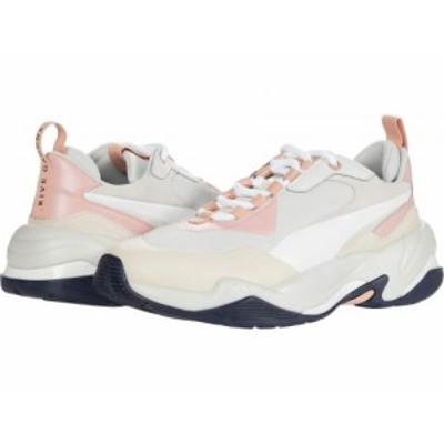 PUMA プーマ レディース 女性用 シューズ 靴 スニーカー 運動靴 Thunder Rive Gauche Peach Beige/Glacier Gray【送料無料】