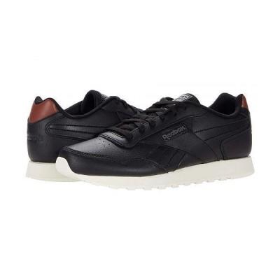 Reebok リーボック メンズ 男性用 シューズ 靴 スニーカー 運動靴 Classic Harman Run - Black/True Grey/Chalk