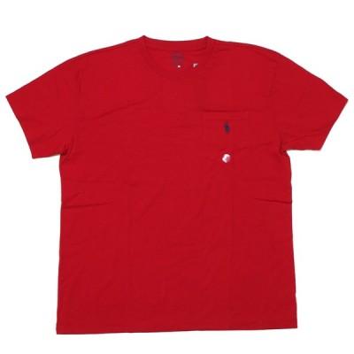 POLO Ralph Lauren Pocket T-Shirt (Red) / ポロ ラルフローレン Tシャツ USモデル