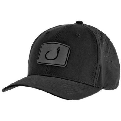 アビッド 帽子 アクセサリー メンズ AVID Pro Performance Hat Black