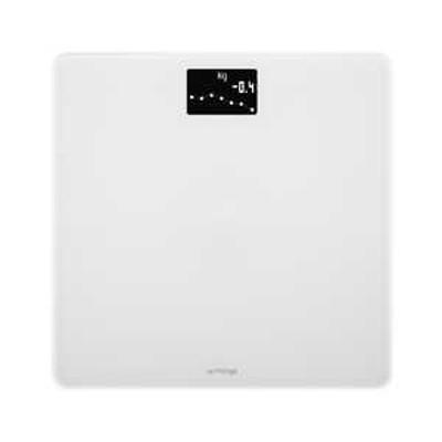 WITHINGS Withings スマート体重計(Wi-Fi/Bluetooth対応)「Body」 ホワイト WBS06WHITEALLJP