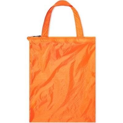 ノースプロジェクト Norse Projects メンズ トートバッグ バッグ Packable Tote Bag Oxide Orange