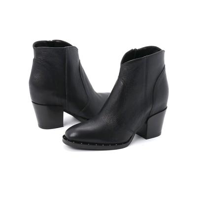ZOZOUSED / 【LORENZO-MARI】ショートブーツ WOMEN シューズ > ブーツ