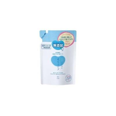 牛乳石鹸 カウブランド 無添加ボディソープ つめかえ用 (400ml)