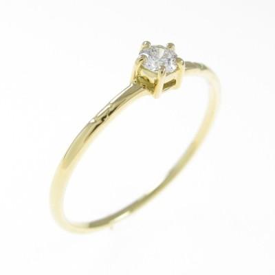 アーカー ダイヤモンドリング