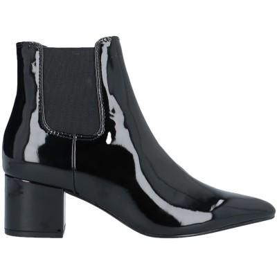 MADDEN GIRL ショートブーツ ブラック 9 紡績繊維 ショートブーツ