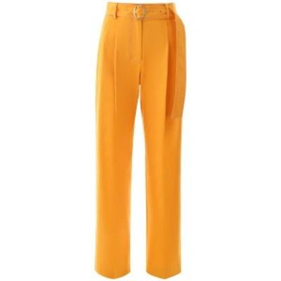 SIES MARJAN/シエスマルジャン ドレスパンツ APRICOT Sies marjan blanche loose cotton pants レディース 16SZ6003 SORTLAND ik