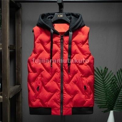 ダウンコート ジャンパー ダウン 冬 軽量 中綿 防寒 大きいサイズ ダウンベスト メンズ ベスト ジレ ダウンコート ジャンパー 大きいサイズ 冬