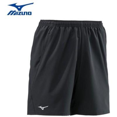 ミズノ ハーフパンツ メンズ ランニングパンツ J2MB8505 90(ブラックxブラック)スポーツウェア ボトムス ランパン