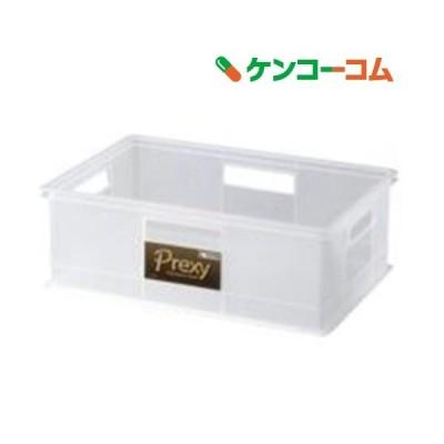 小物収納 カラーボックス ケース プレクシー S 幅38*奥行26*高さ14cm クリア ( 1コ入 )/ プレクシー