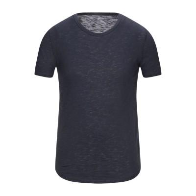 マジェスティック MAJESTIC FILATURES T シャツ ダークブルー S 100% コットン T シャツ