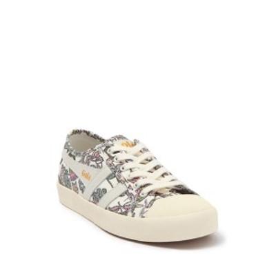 ゴラ レディース スニーカー シューズ Coaster Palm House Sneaker OFF WHITE/MULTI