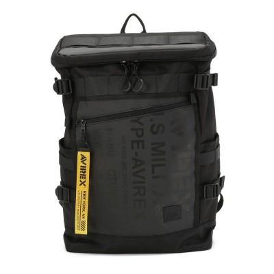 【アヴィレックス】 AVIREX/アヴィレックス/ スーパーホーネット バックパック/ SUPER HORNET BACK PACK メンズ ブラック F AVIREX