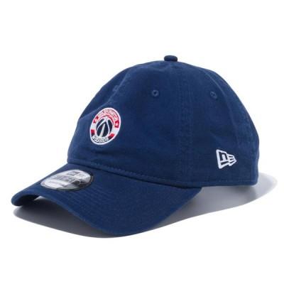 ニューエラ NEW ERA 9THIRTY ワシントン・ウィザーズ NBA ミニロゴ オーシャンサイドブルー 56.8 - 60.6cm キャップ 帽子 日本正規品