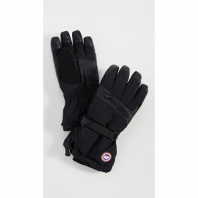 カナダグース Canada Goose メンズ 手袋・グローブ Norther Liner Gloves Black