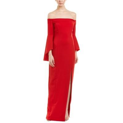 イシュー ワンピース トップス レディース issue New York Gown red