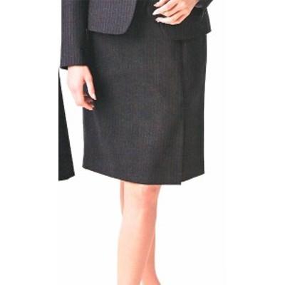 S-15699 タイトスカート(52cm丈) グレー 全1色 (セロリー SELERY クレッセ 事務服 制服)