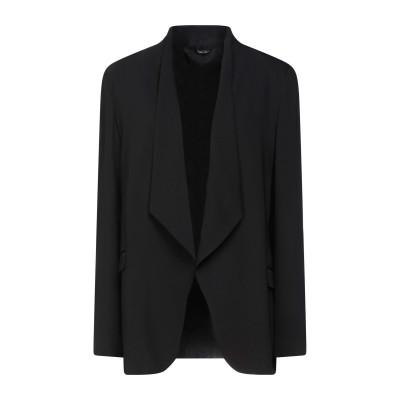 HANITA テーラードジャケット ブラック 44 ポリエステル 97% / ポリウレタン 3% テーラードジャケット
