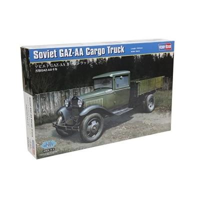 ホビーボス 1/35 ソビエト GAZ-AA カーゴトラック プラモデル並行輸入品