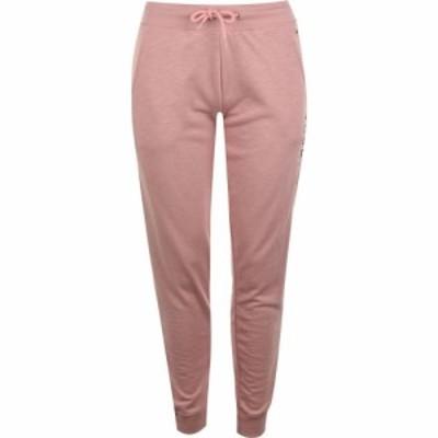 トミー ヒルフィガー Tommy Bodywear レディース ボトムス・パンツ Side Logo Jogging Pants ROSE TAN