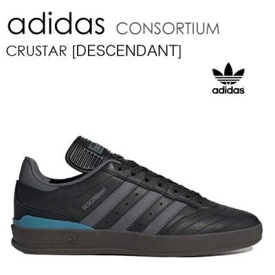 adidas CRUSTAR DESCENDANT クラスター ディセンダント W-TAPS BLACK EH1675