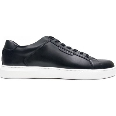 ケネス コール Kenneth Cole New York メンズ スニーカー シューズ・靴 LIAM SNEAKER - Leather Sneaker with TECHNI-COLE Black
