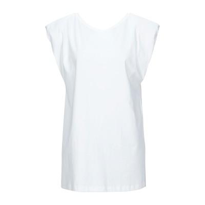 WEILI ZHENG T シャツ ホワイト XXS コットン 100% T シャツ
