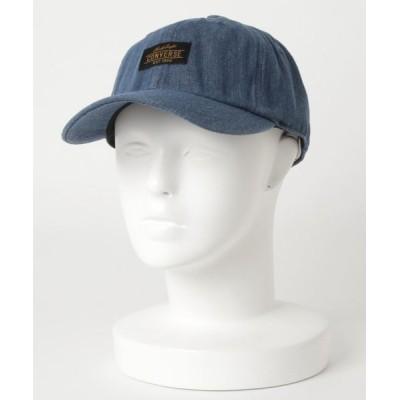 OVERRIDE / CN BK LABEL LOW CAP MEN 帽子 > キャップ