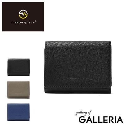 マスターピース 財布 master-piece 三つ折り財布 コンパクトウォレット 小銭入れあり S.W メンズ レディース master piece  525210