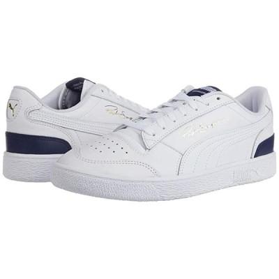 プーマ Ralph Sampson Lo メンズ スニーカー 靴 シューズ Puma White/Puma White/Puma White