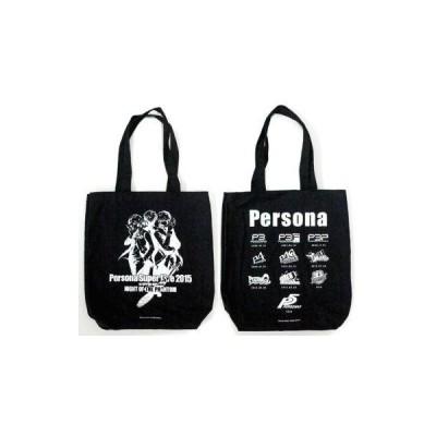 中古バッグ(キャラクター) 主人公 トートバッグ 「PERSONA SUPER LIVE 20