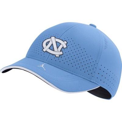 ナイキ ジョーダン Jordan メンズ 帽子 North Carolina Tar Heels Carolina Blue AeroBill Classic99 Football Sideline Hat
