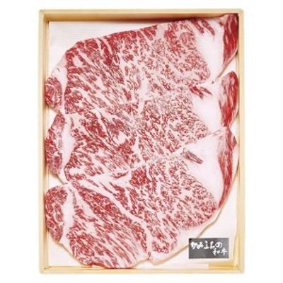 【送料無料】北海道かみふらの和牛サーロインステーキ 2019n-16【代引不可】【ギフト館】