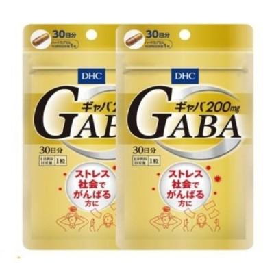 DHC  サプリ  GABA 30日分×2袋 お得 ギャバ