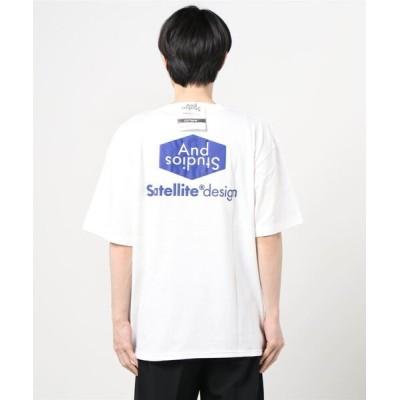 tシャツ Tシャツ Satelite/サテライト 半袖Tシャツ DESI HEX