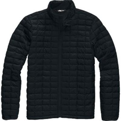 ノースフェイス メンズ ジャケット・ブルゾン アウター Thermoball Eco Jacket Tnf Black Matte